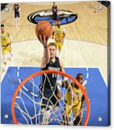 Los Angeles Lakers V Dallas Mavericks Acrylic Print