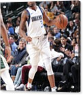 Milwaukee Bucks V Dallas Mavericks Acrylic Print