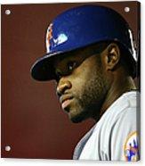 New York Mets V Arizona Diamondbacks Acrylic Print