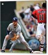 Tampa Bay Rays V Minnesota Twins 11 Acrylic Print