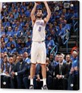 Utah Jazz V Oklahoma City Thunder - Acrylic Print