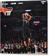 Verizon Slam Dunk Contest 2018 Acrylic Print