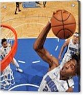 Brooklyn Nets V Orlando Magic Acrylic Print