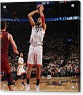 Cleveland Cavaliers V Toronto Raptors - Acrylic Print