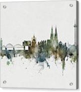 Cologne Germany Skyline Acrylic Print