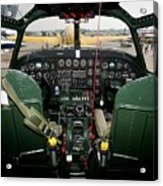 E.a.a. 2007 Airventure Fly-in Acrylic Print