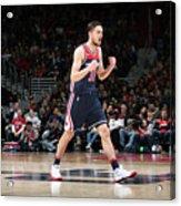 Philadelphia 76ers V Washington Wizards Acrylic Print
