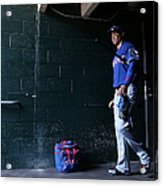 Texas Rangers V Detroit Tigers Acrylic Print