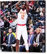 Milwaukee Bucks V Atlanta Hawks Acrylic Print