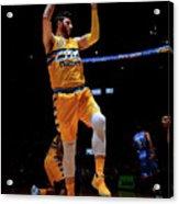 Oklahoma City Thunder V Denver Nuggets Acrylic Print
