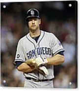 San Diego Padres V Arizona Diamondbacks 13 Acrylic Print