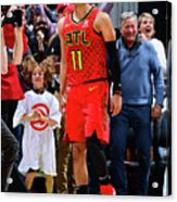 Milwaukee Bucks V Atlanta Hawks Acrylic Print