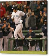 New York Yankees V Boston Red Sox 14 Acrylic Print