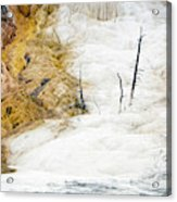 1474 Scorched Earth Acrylic Print