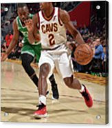 Boston Celtics V Cleveland Cavaliers Acrylic Print