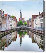 Brugge - Belgium Acrylic Print