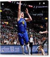 Denver Nuggets V San Antonio Spurs - Acrylic Print