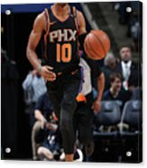 Phoenix Suns V Memphis Grizzlies Acrylic Print