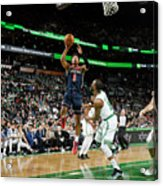 Washington Wizards V Boston Celtics Acrylic Print