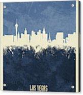 Las Vegas Nevada Skyline Acrylic Print