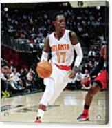 Washington Wizards V Atlanta Hawks Acrylic Print