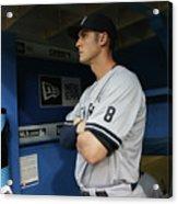 New York Yankees V Toronto Blue Jays 17 Acrylic Print