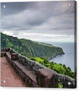 Portugal, Azores, Sao Miguel Island Acrylic Print