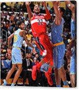 Washington Wizards V Los Angeles Lakers Acrylic Print