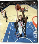 Brooklyn Nets V New York Knicks Acrylic Print
