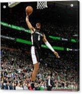 Washington Wizards V Boston Celtics Acrylic Print