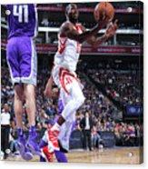 Houston Rockets V Sacramento Kings Acrylic Print