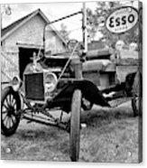 1915 Ford Model T Truck Acrylic Print