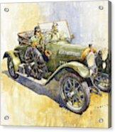 1916 Praga Mignon Acrylic Print