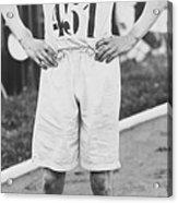 1924 Olympic 400-meter Winner Eric Acrylic Print
