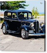 1933 Buick 50 Series Acrylic Print