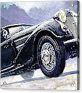 1938 Horch 855 Special Roadster Acrylic Print
