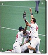 1987 World Series  St. Louis Cardinals 1987 Acrylic Print