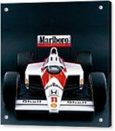 1988 Mclaren Honda Mp44 Acrylic Print