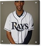 2010 Major League Baseball Photo Day 2 Acrylic Print