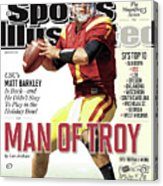 2012 College Football Preview Issue Sports Illustrated Cover Acrylic Print
