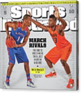 2013-14 College Basketball Preview Issue Sports Illustrated Cover Acrylic Print