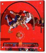 2019 Nba Finals - Golden State Warriors Acrylic Print