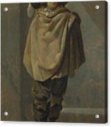 A Standing Man  Acrylic Print