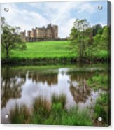 Alnwick - England Acrylic Print