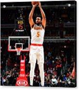 Atlanta Hawks V Chicago Bulls Acrylic Print
