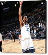 Atlanta Hawks V Minnesota Timberwolves Acrylic Print