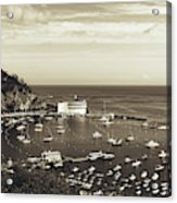 Avalon Harbor - Catalina Island, California Acrylic Print