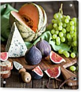 Cheese Board Acrylic Print