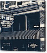 City News - Mansfield, Ohio Acrylic Print