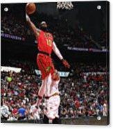 Cleveland Cavaliers V Atlanta Hawks Acrylic Print